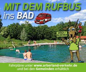 Arberland Rufbus